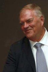 Australia's Ambassador to America ... Kim Beazley.