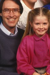 <i>Hey Dad!</i> ... Robert Hughes as Martin and Sarah Monahan as Jenny in the hit show.
