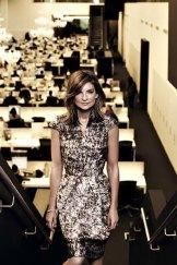 Steps ahead ... Net-a-Porter's founder and executive chairman Natalie Massenet.