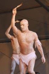 Dancers preform in <i>Lu'arn</i>.