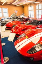 The Fox Car Collection in Docklands showcases vintage and classic beauties.