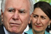 In Penrith, it was clear the Liberals had reached their break-glass moment