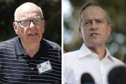 'Scare campaigns' and 'propaganda': Why Shorten has turned on News Corp