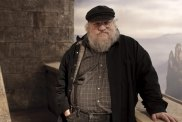 Game of Thrones author George R. R. Martin holds the top spot.