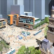 It's the space Sydney has never had. And it's set to be overshadowed