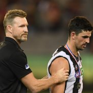 Umpires, players all get a kicking at the footy and it's gone too far