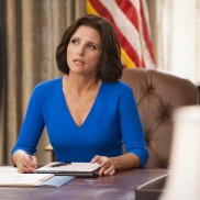 Louis-Dreyfus says her character Selina Meyer 'is truer to herself, as true to herself as she can possibly be, by the time this season ends'.