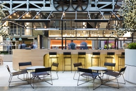 Australia's first plant-based hotel restaurant opens in Woolloomooloo