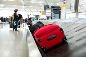 Uber for suitcases: App lets you make money from the space in your bags