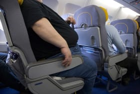 Obese passengers banned from new business class by Thai Airways