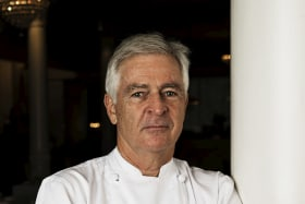 Master chef: One of Sydney's greatest chefs steps away from the pans