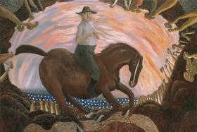 """Paris to see the """"genius"""" of Australian artist William Robinson"""