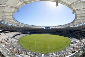 Inside Australia's state-of-the-art new giant stadium