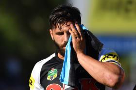 Shocking facial injuries set to end Mansour's season