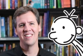Diary of a wimpy empire: How Jeff Kinney plans to rule the world