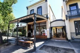 Pizza the action: Does Carlton's new Italian eatery deliver?