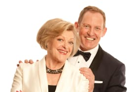Double delight: Nancye Hayes and Todd McKenney are two of our most significant musical theatre talents.