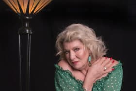 The greatest gift: Actor Amanda Muggleton who will shortly reprise her role as Maria Callas.