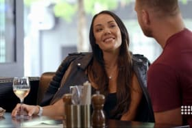 Davina and Dean's cheating scandal has made riveting viewing on MAFS.