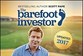 The Barefoot Investor. By Scott Pape.