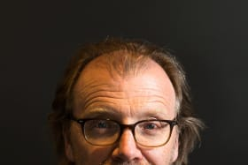 Author George Saunders.
