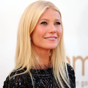 Gwyneth Paltrow pulled out the power moves at her engagement