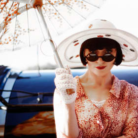 Murder rate in Miss Fisher's TV series put to the test
