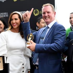 Queen of Western Sydney Kyly Clarke trumps Winx