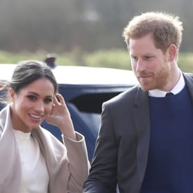 Meghan Markle hints at baby plans during Ireland visit