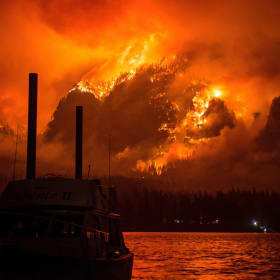 Teen who started US bushfire with fireworks ordered to pay $47.5 million