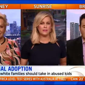 Sunrise brings in Indigenous experts after public outcry