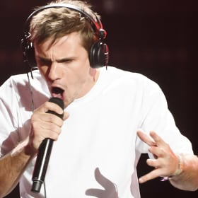 Voice sensation Sam Perry thought he was had no chance of getting picked