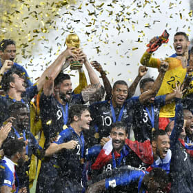 France defeat Croatia in epic World Cup final