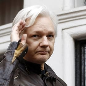 Ecuador 'close' to evicting Julian Assange from London embassy