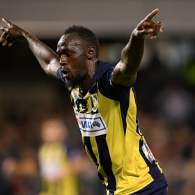 Bolt 'leaving Mariners for Europe' makes way for real stars of show