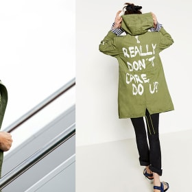 Melania's jacket sends mixed messages as she visits detained immigrant children