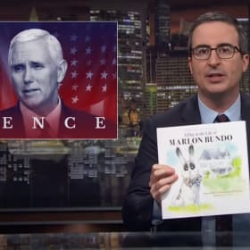 John Oliver's gay bunny book rockets to number one
