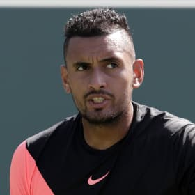 Kyrgios' snap decision leaves Tomic with no one to play