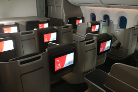 A 17-hour long haul? How the Qantas Dreamliner's seats stack up