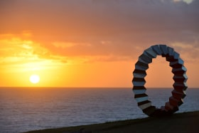 Foci, Karl Meyer, Sculpture by the Sea