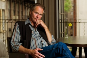 Sam Shepard completed his final work shortly before his death.