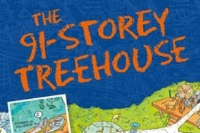 Andy Griffiths adds another 13 storeys to his best-selling Treehouse series