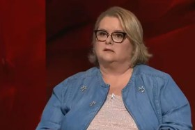 """Right now she is finding and firing with her most potent voice"": Magda Szubanski on Q&A."