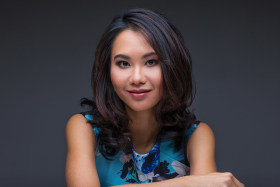 Felicia Yap's debut novel already has Hollywood knocking on her door.