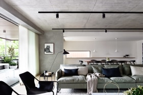 Walsh Street Apartment by MA Architects, Neometro and Carr Design.