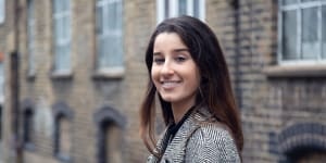Chanel Contos has been campaigning for better sex and consent education in school curriculums.,