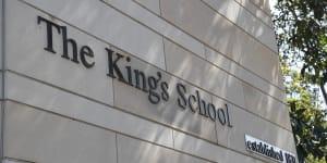 The King's School.