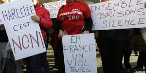 'Degrading':French police under fire for crude treatment of rape victims