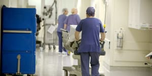 Emergency departments in NSW are at breaking point.