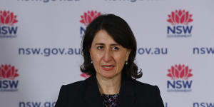 Recordings of private calls between Gladys Berejiklian and Daryl Maguire where played in the ICAC hearing on Thursday.